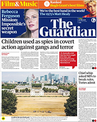 Guardian 20th July 2018