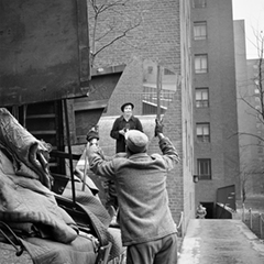 Vivian Maier Self-Portrait, 1955